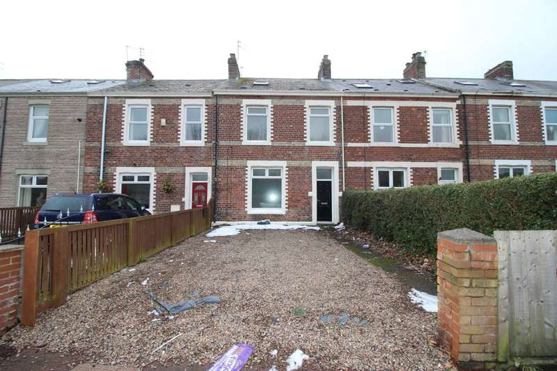 3 Bedrooms Terraced House for sale in Connaught Terrace, Jarrow, NE32