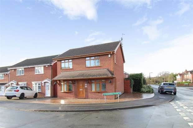 4 Bedrooms Detached House for sale in Penderell Close, Featherstone, Wolverhampton, Staffordshire
