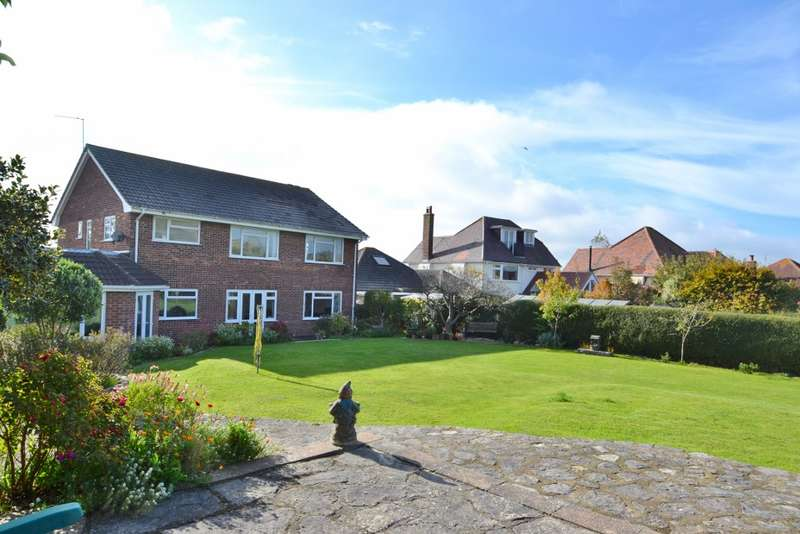 5 Bedrooms Detached House for sale in Swanage