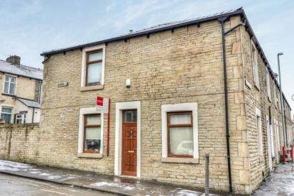 3 Bedrooms End Of Terrace House for sale in Howard Street, Burnley, Lancashire