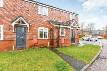2 Bedrooms Terraced House for sale in Daisy Bank Mill, Culcheth, Warrington, Cheshire