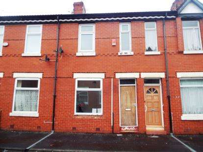 2 Bedrooms Terraced House for sale in Mackenzie Road, Salford, Greater Manchester