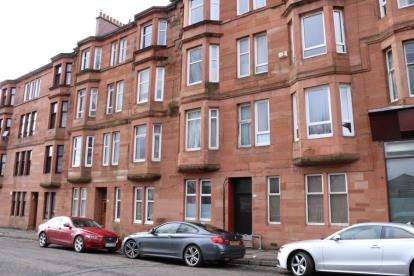 1 Bedroom Flat for sale in Shakespeare Street, North Kelvinside