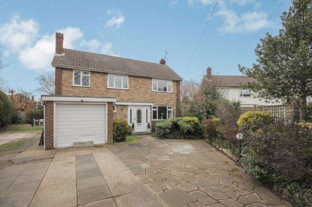 5 Bedrooms Detached House for sale in Woodham, Surrey