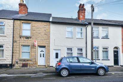 2 Bedrooms Terraced House for sale in Welbeck Street, Mansfield, Nottinghamshire