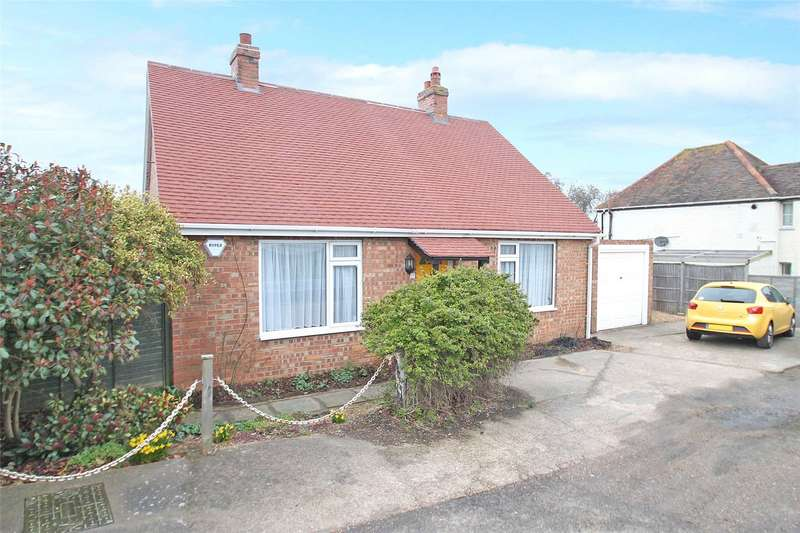2 Bedrooms Detached Bungalow for sale in Mill Lane, Rustington, West Sussex, BN16