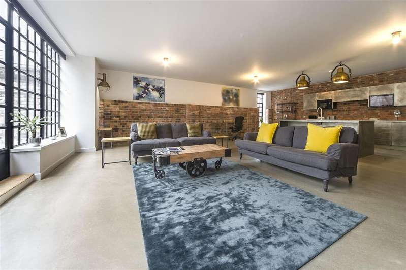 2 Bedrooms Apartment Flat for sale in Derwent Works, Henrietta Street, Birmingham