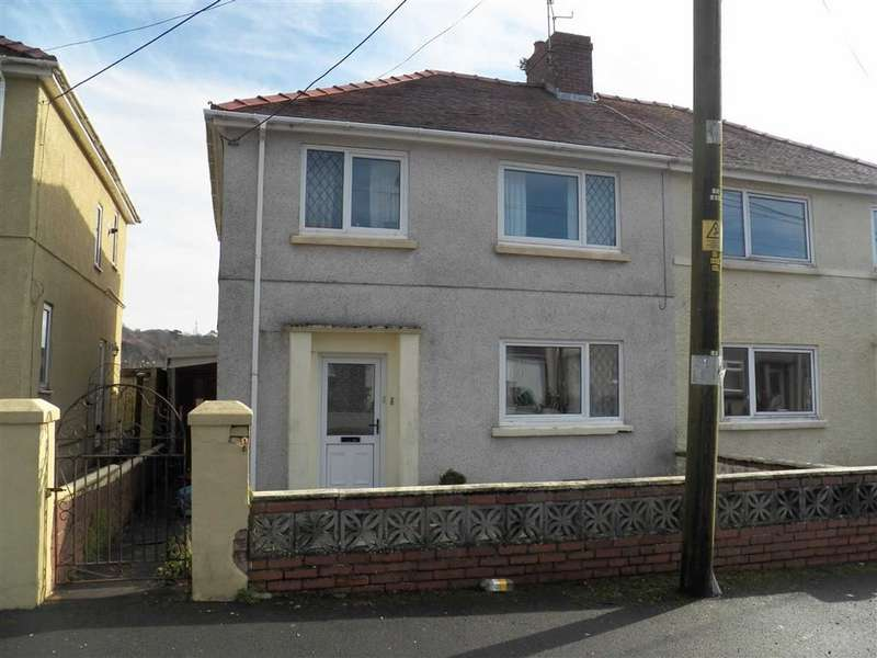 3 Bedrooms Semi Detached House for sale in Brynhyfryd, Burry Port