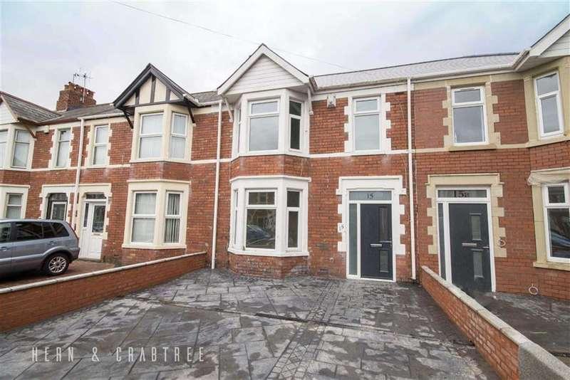 3 Bedrooms Terraced House for sale in Fairwater Avenue, Fairwater, Cardiff