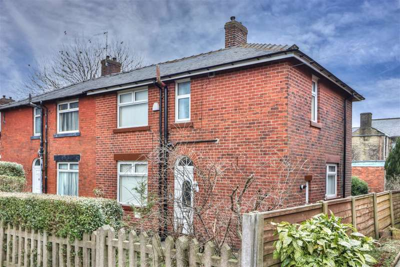 3 Bedrooms Semi Detached House for sale in Whalley Avenue, Littleborough, OL15 9HS