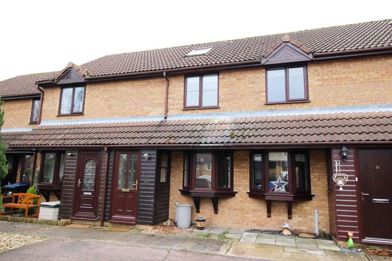 3 Bedrooms Terraced House for rent in Old School Close, Burwell