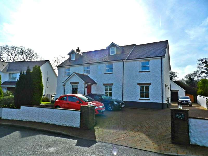 5 Bedrooms Detached House for sale in Sycamore Grove, Haverfordwest, Pembrokeshire