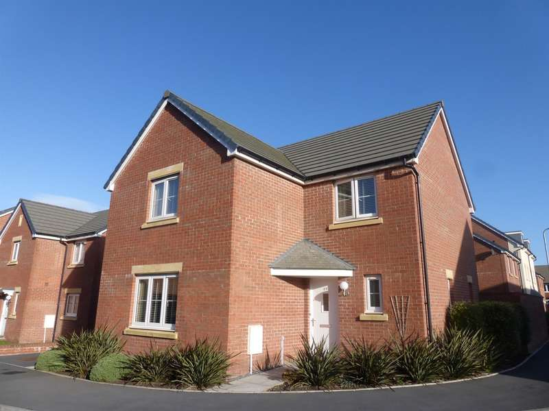 4 Bedrooms Detached House for sale in Clos Y Mametz, Porthcawl