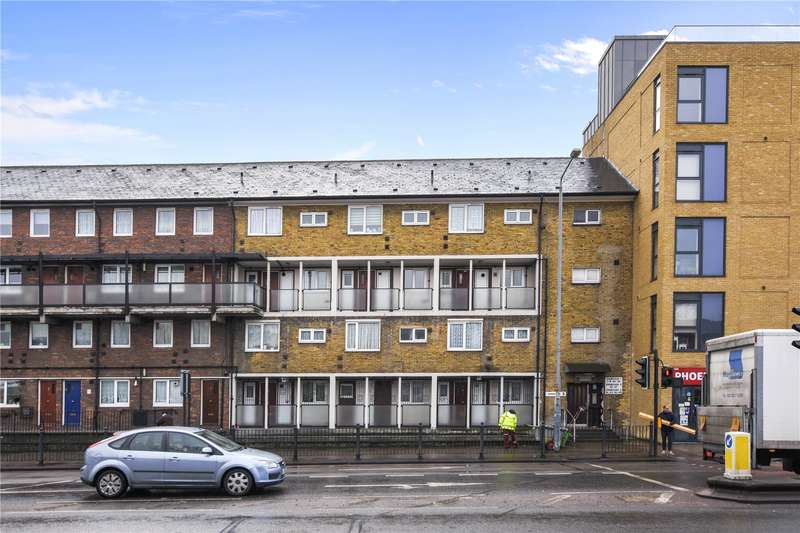2 Bedrooms Flat for sale in Westcott House, East India Dock Road, London, E14