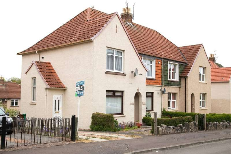 2 Bedrooms Apartment Flat for rent in Kennedy Crescent, Kirkcaldy KY2