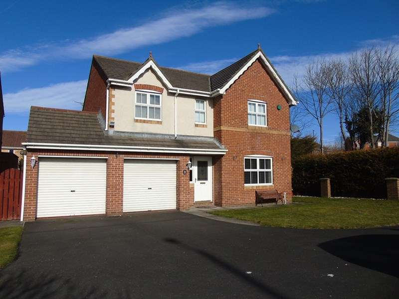 4 Bedrooms Property for sale in Benton Road, West Allotment, Newcastle upon Tyne, Tyne and Wear, NE27 0EP