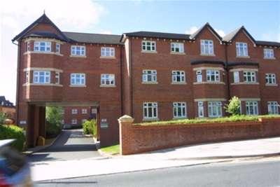 2 Bedrooms Flat for rent in Elm Court, Bebington
