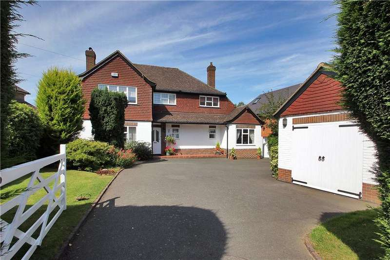 4 Bedrooms Detached House for sale in The Rise, Sevenoaks, Kent, TN13