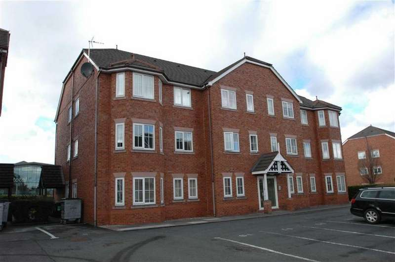 2 Bedrooms Apartment Flat for sale in Heathcote Close, Chester