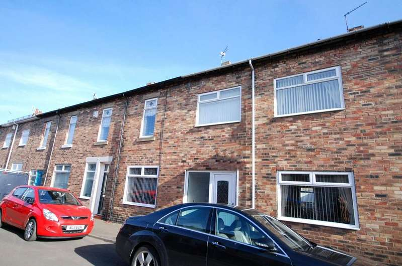 3 Bedrooms Terraced House for sale in Charles Street, Hazlerigg