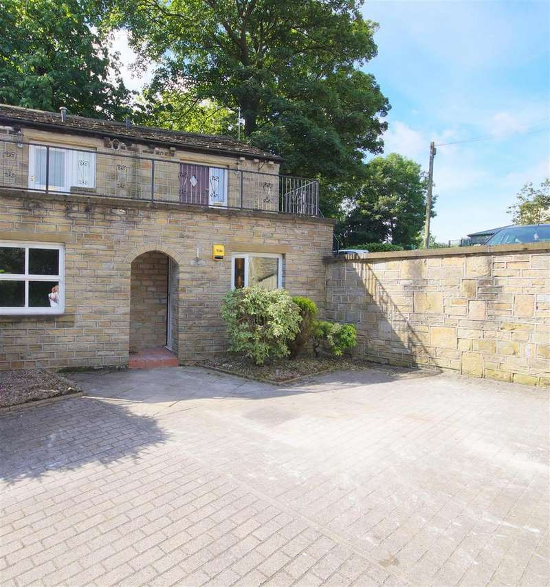 1 Bedroom Apartment Flat for sale in St Philips Court, Huddersfield
