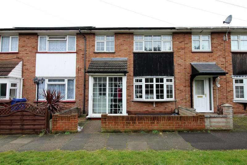 3 Bedrooms Terraced House for sale in Godman Road, Chadwell St Mary, Grays