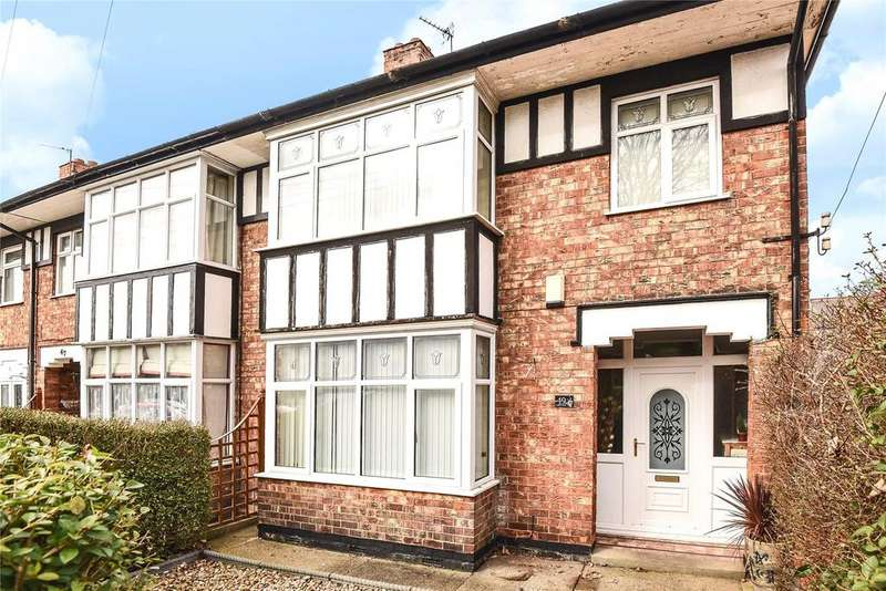 3 Bedrooms End Of Terrace House for sale in Lambert Road, Grimsby, DN32
