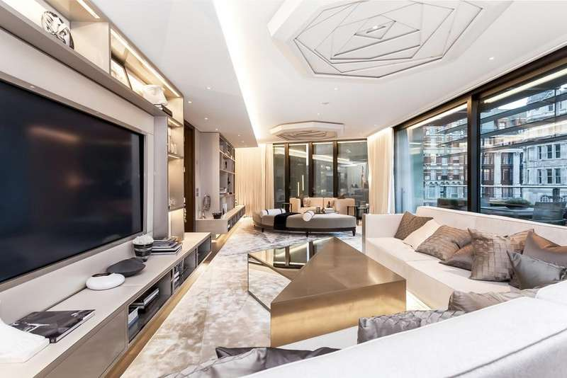 3 Bedrooms Flat for rent in One Hyde Park, Knightsbridge