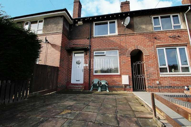 2 Bedrooms Terraced House for sale in Halliwell Crescent, Parson Cross