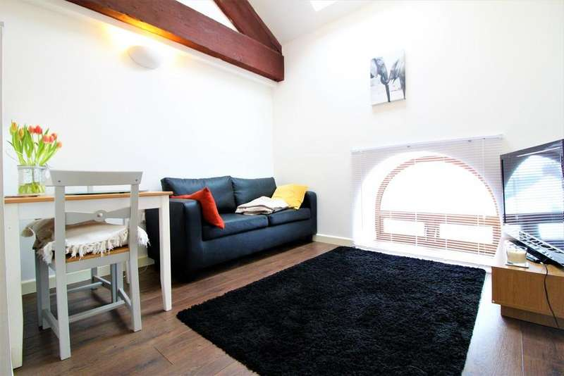 1 Bedroom Apartment Flat for sale in Bexley Hall, Hall Road, Armley