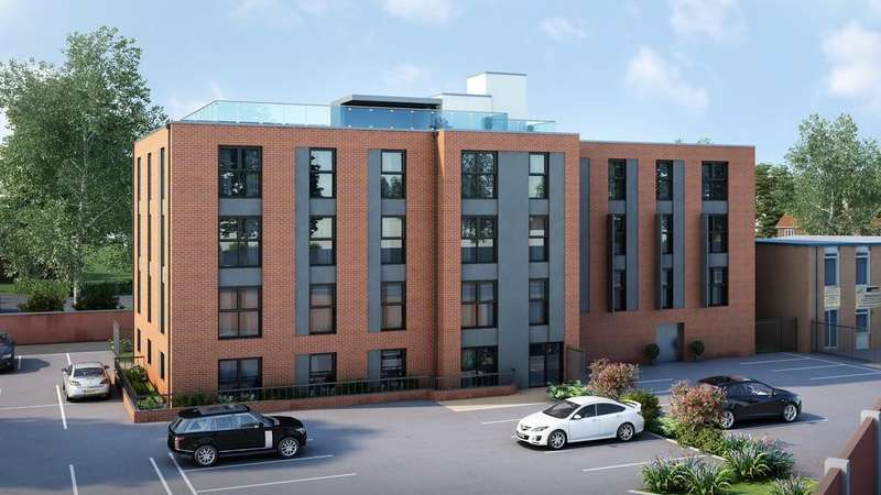 2 Bedrooms Apartment Flat for sale in Abode, 383 York Road
