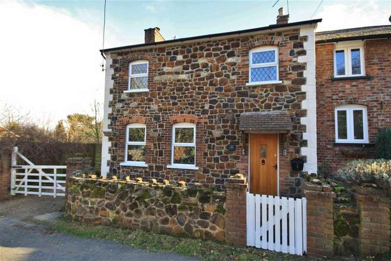 3 Bedrooms End Of Terrace House for sale in Wrotham Heath, Kent