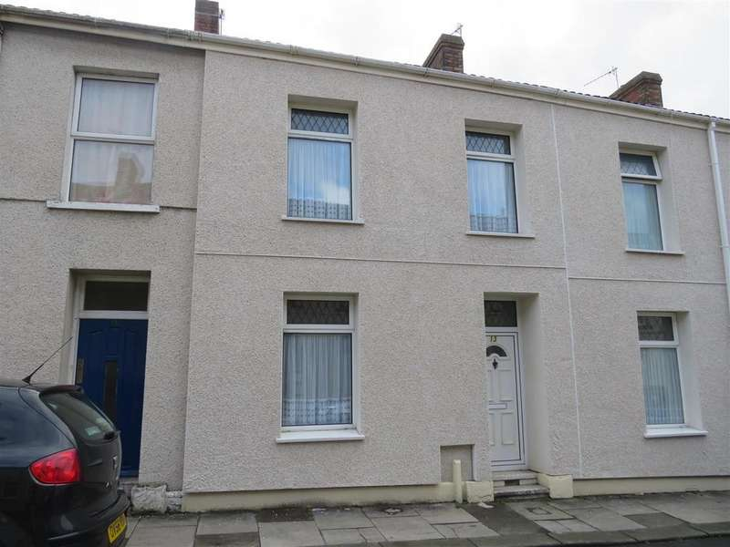 3 Bedrooms Terraced House for sale in Russell Street, Llanelli