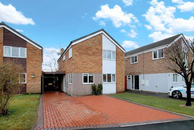 3 Bedrooms Detached House for sale in Alton Grove, Cannock