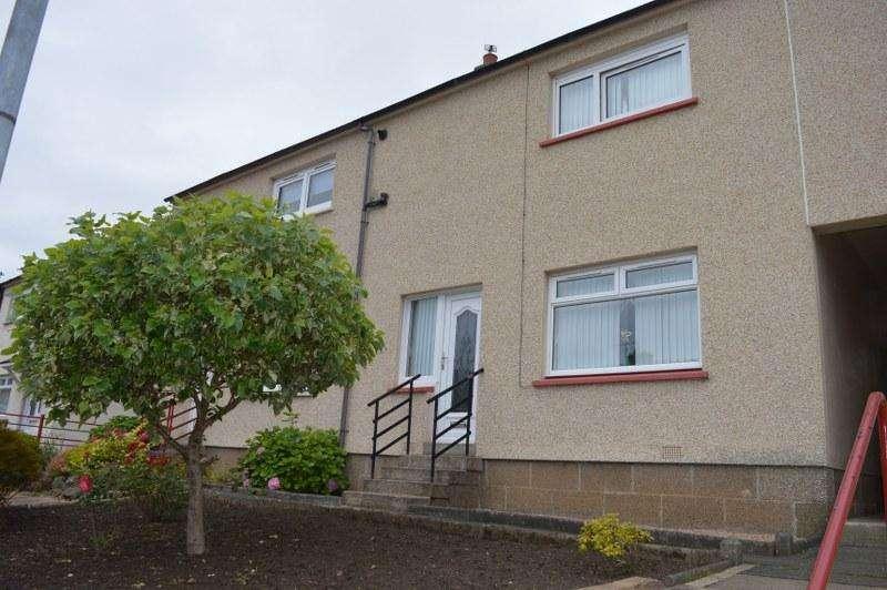 2 Bedrooms Terraced House for sale in Ettrick Street , Wishaw ML2