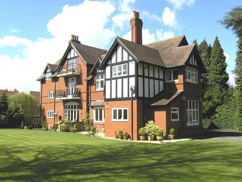 2 Bedrooms Apartment Flat for sale in Macclesfield Road, Alderley Edge
