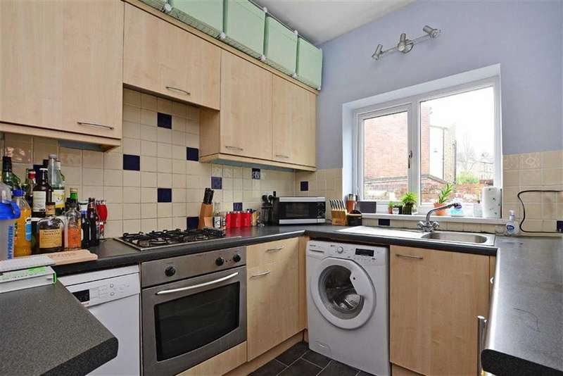2 Bedrooms Terraced House for sale in 125, Machon Bank Road, Nether Edge, Sheffield, S7