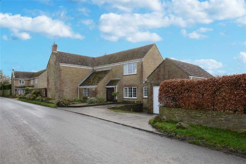 3 Bedrooms Detached House for rent in Camp Road, West Coker, Yeovil, Somerset