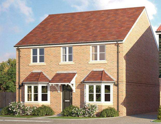 4 Bedrooms Detached House for sale in Sapphire Gardens, Mildenhall, Bury St Edmunds