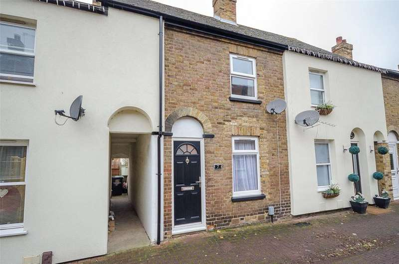 2 Bedrooms Terraced House for sale in Camden Street, Maidstone, Kent, ME14