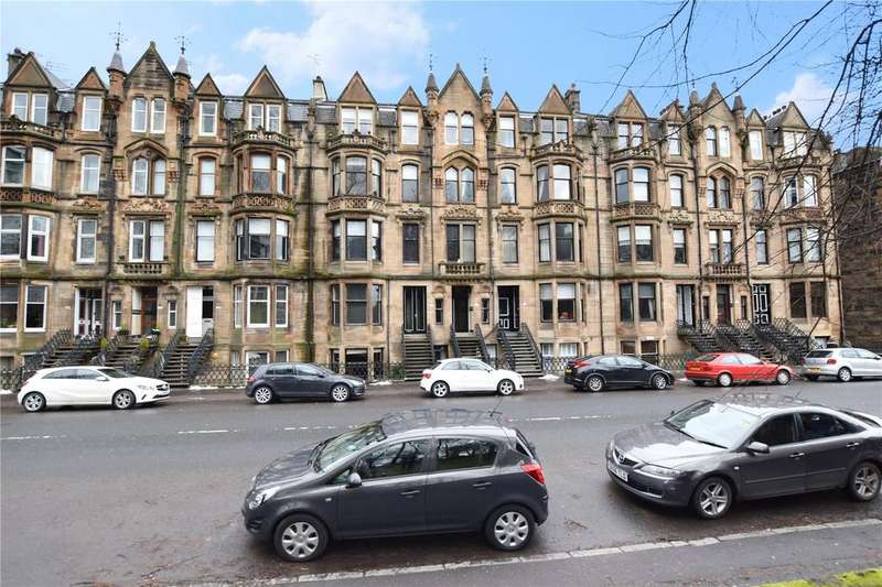 3 Bedrooms Apartment Flat for sale in Basement Left, Broomhill Drive, Broomhill, Glasgow