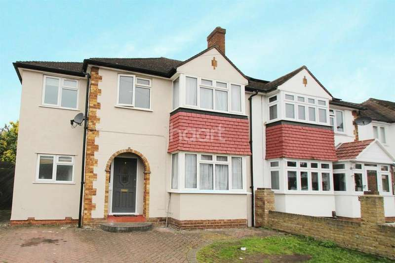 4 Bedrooms Semi Detached House for sale in Benedict