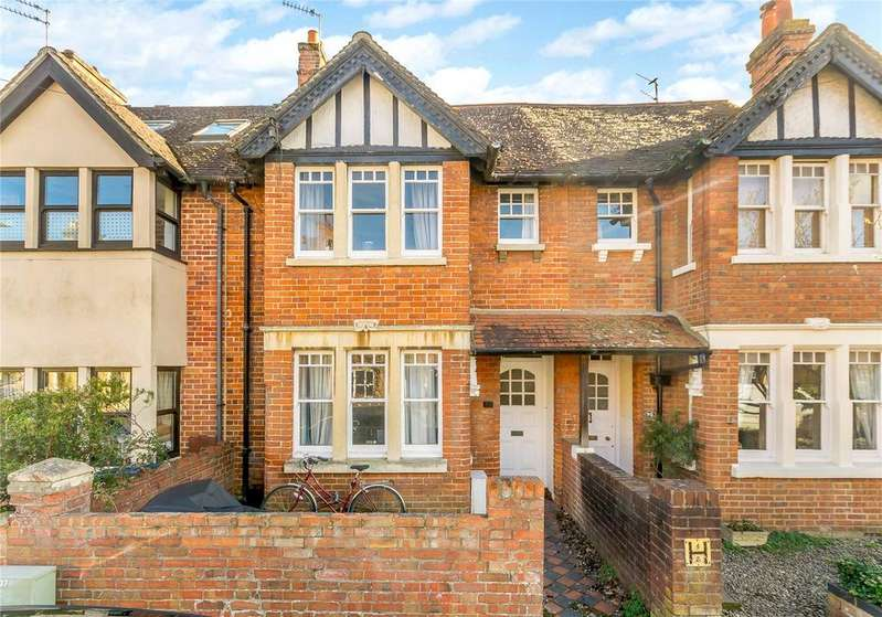 6 Bedrooms House for sale in Fairacres Road, Iffley Fields, Oxford