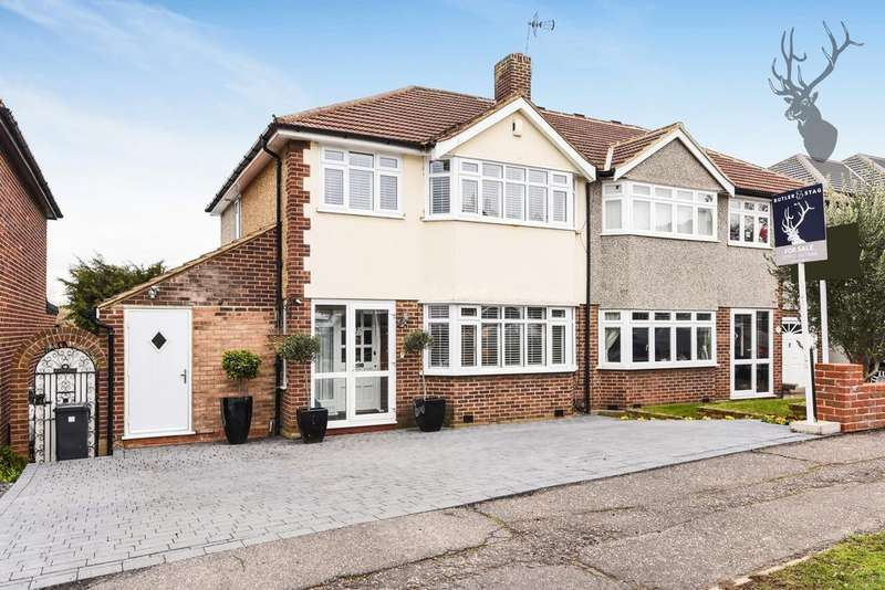 3 Bedrooms House for sale in Purlieu Way, Theydon Bois, CM16