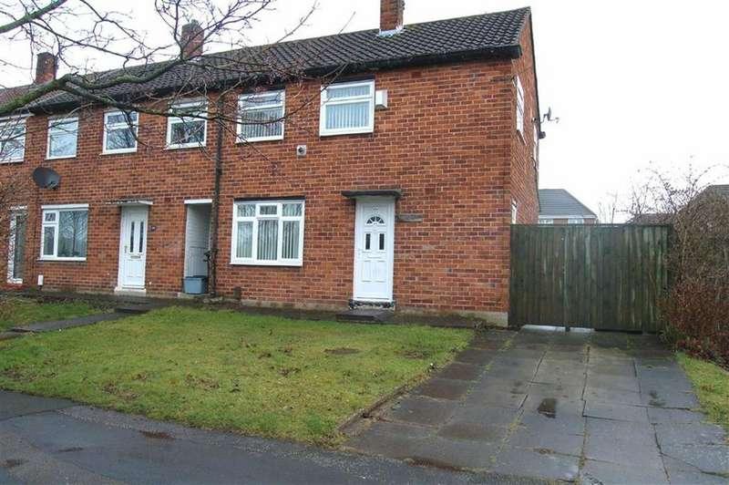 3 Bedrooms End Of Terrace House for sale in Fulwood Road, Little Sutton, Ellesmere Port