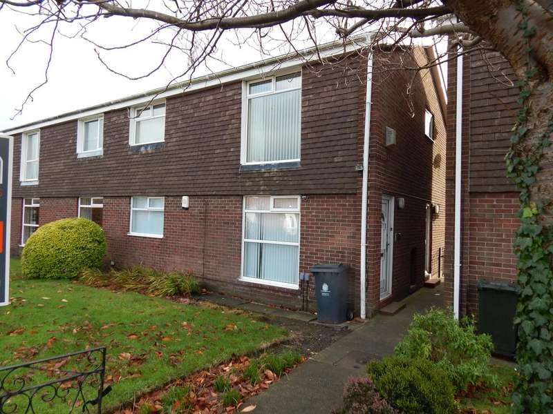 2 Bedrooms Flat for sale in Peebles Close , North Shields NE29