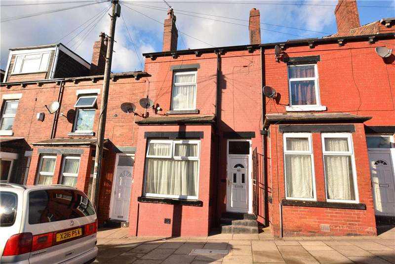 3 Bedrooms Terraced House for sale in Conway Street, Harehills, Leeds