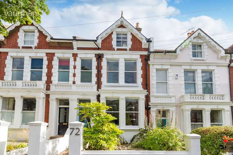 5 Bedrooms Terraced House for sale in Florence Road, Brighton, BN1