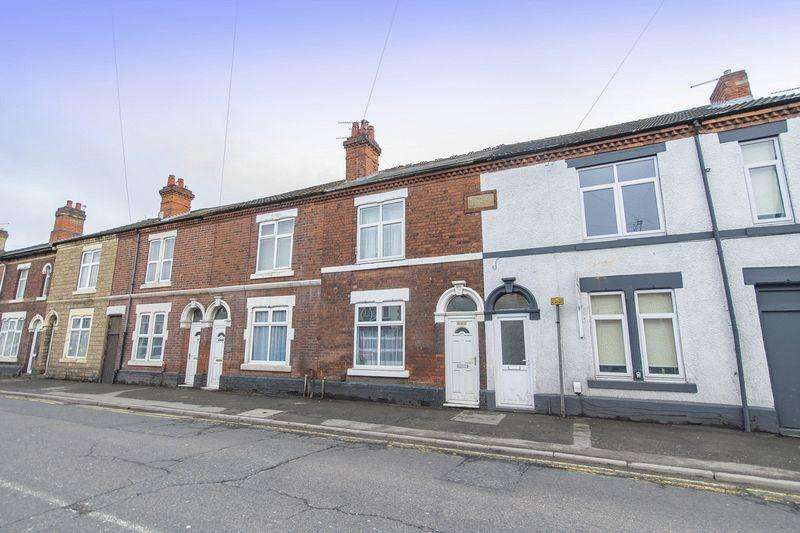 3 Bedrooms Terraced House for sale in London Road, Derby