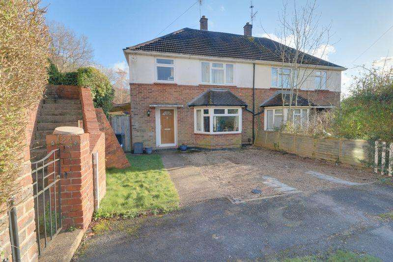 3 Bedrooms Semi Detached House for sale in Roffey Close, Purley
